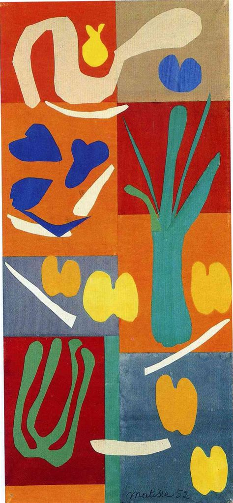 matisse cut outs poster set 17 best images about matisse on artworks jazz and vegetables
