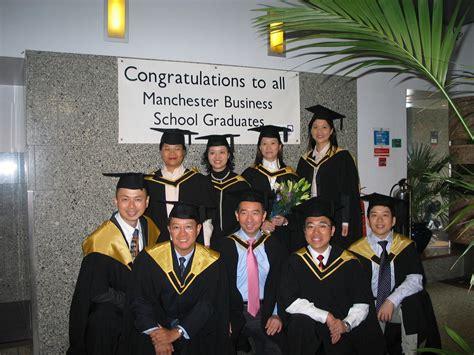Whitworth Mba Graduation by Alumni Manchester Business School
