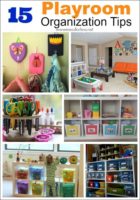organization tips 420 best images about kids playroom ideas on pinterest