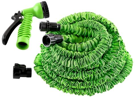 Garden Hose Expandable 25ft Expandable Garden Hose 14 98 Shipped Reg 90 00