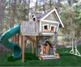 backyard playsets 30 cool outdoor play sets for kids summer activities