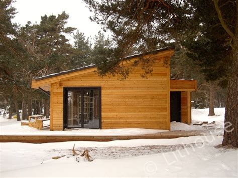 wood house flo eric house modern extremely well insulated eco friendly wooden houses