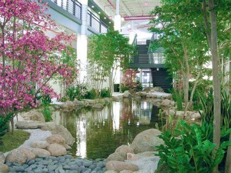 indoor landscaping 59 best images about interior landscaping design on pinterest