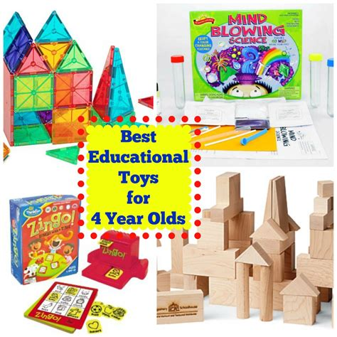 games for 4 year olds christmas gifts best educational toys for a 4 year simply bubbly