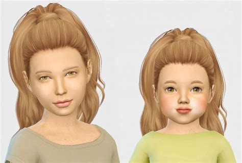 the sims 4 kids hair tsr newhairstylesformen2014com the sims 4 hair kids sims 4 hairs for kids