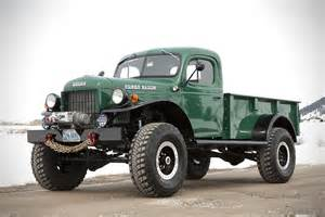 legacy power wagon vintage truck hiconsumption