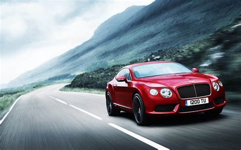 bentley gran wallpapernarium fotograf 237 a de un gran bentley rojo