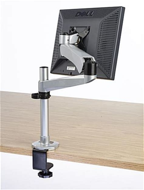 Through Desk Monitor Mount by This Lcd Monitor Desk Mount Is Ready To Be Shipped Now