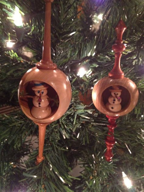 woodturning christmas decorations 1000 images about ornaments turned wood on wooden trees