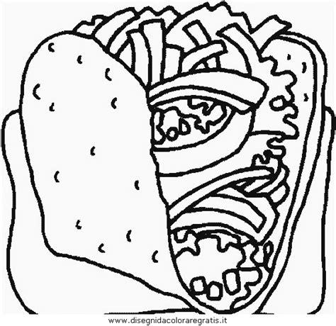 disegni di alimenti disegno disegni alimenti 035 alimenti da colorare