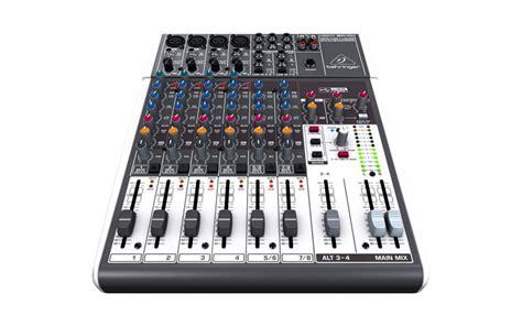 Mixer Behringer Qx1204 behringer xenyx qx1204 usb mixer allison