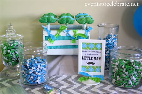 Lil Baby Shower Decorations by Mustache Baby Shower Decorations Archives Events To