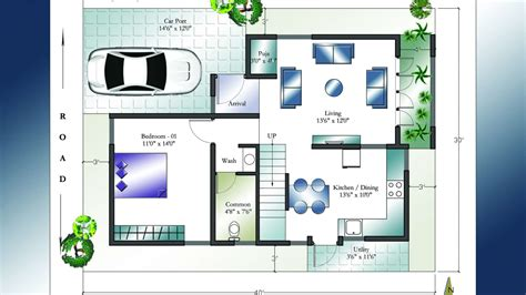 design your house plans 30 x 40 west facing house plans everyone will like homes