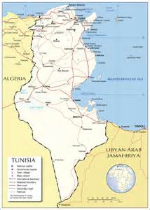 where is tunisia in the world map tunisia location on world map memes