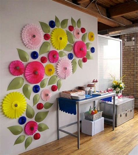 Handmade Decorating Ideas - ideas of create handmade wall decoration ideas