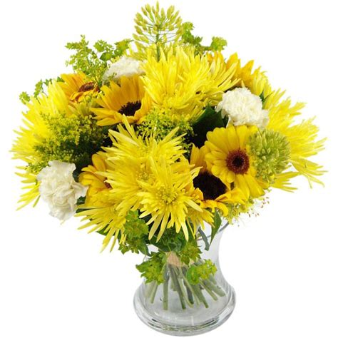 Summer Bouquet by Summer Bouquet Fresh Flowers Free Uk Delivery