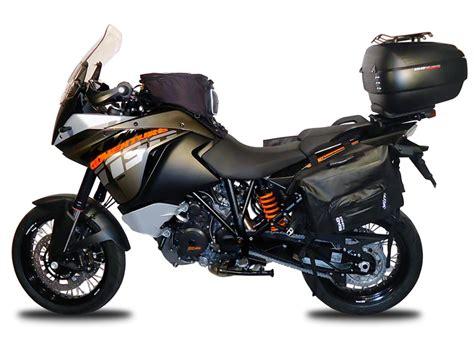 Felgenrandaufkleber Odf by Soporte De Maleta Trasera Shad K0dv14st Para Moto Ktm 1190