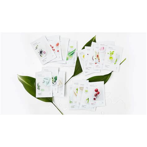 Masker Innisfree Di Indonesia innisfree my real squeeze mask 20ml original 100