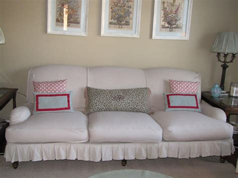 couch slipcovers diy diy slipcover sofa doherty house best slipcover sofa