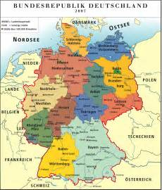 A Map Of Germany by Maps Of Germany Detailed Map Of Germany In English
