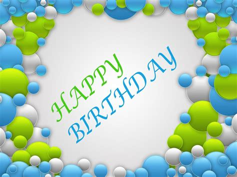 wallpaper bergerak happy birthday wallpapers happy birthday wallpaper cave