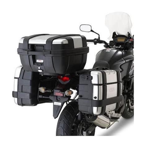 givi pl1121 side racks honda cb500x 2013 2016 revzilla