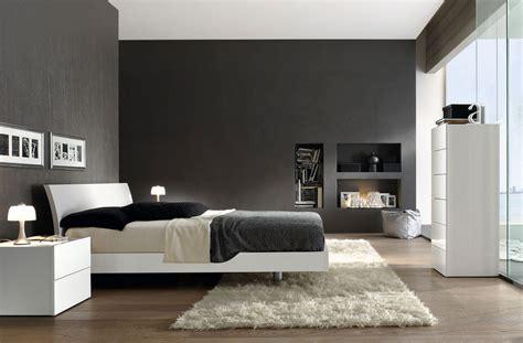 desain kamar hitam putih mewah nan elegan dengan desain interior kamar tidur warna