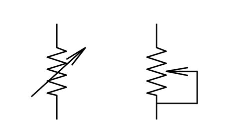 schematic symbol for variable resistor rotary switch potentiometer hookup guide learn sparkfun