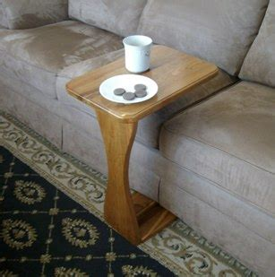 sofa tv table free tray table plans how to build a tray table