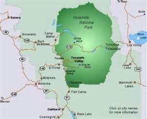 yosemite national park cing survival national