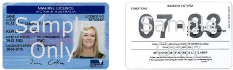 boating license victoria marine licence vicroads