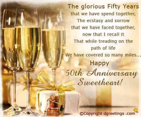 Golden Jubilee Wedding Anniversary Wishes For Parents 50th golden jubilee wedding anniversary wishes for parents