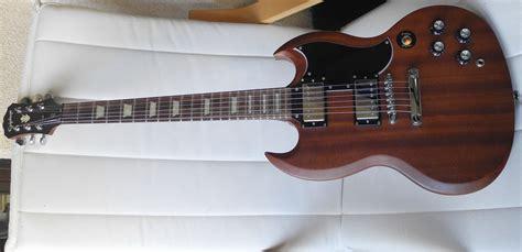 Gitar Epiphone Sg 60 epiphone worn g 400 faded g 400 image 314969 audiofanzine