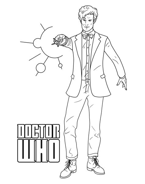 Doctor Who Coloring Pages doctor who coloring pages az coloring pages