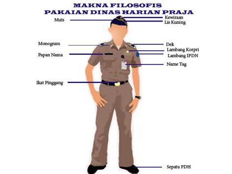 Sepatu Pdh Jendral praja holic makna filosofis dari pakaian dinas