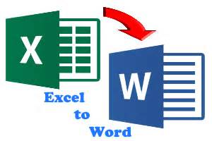 Tutorial Word Xl | convert excel to word online free with these 4 websites
