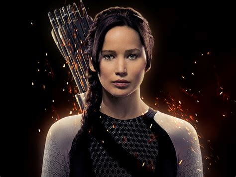 jennifer lawrence as katniss wallpapers hd wallpapers