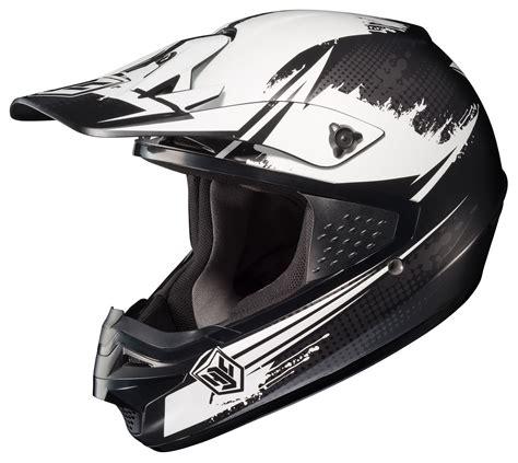 hjc motocross helmets hjc cs mx second phase helmet revzilla