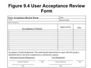User Acceptance Testing Feedback Report Template Construction Installation And Maintenance Final Delivery