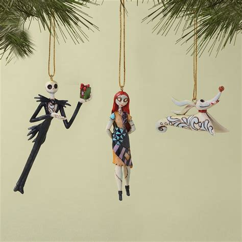The Nightmare Before Ornaments - 1000 images about jim shore disney ornaments on