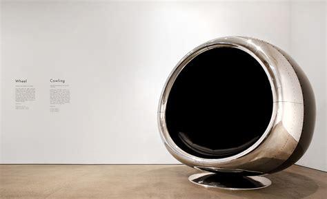 Designer Home Office Furniture by Upcycling M 246 Bel Aus Alten Flugzeugteilen