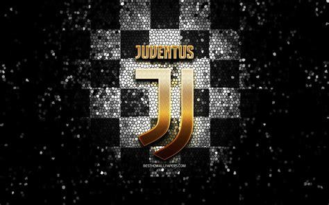 wallpapers juventus fc glitter logo serie