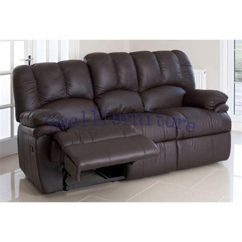China Recliner Milan Leather Sofa Sws B426 China Sofa