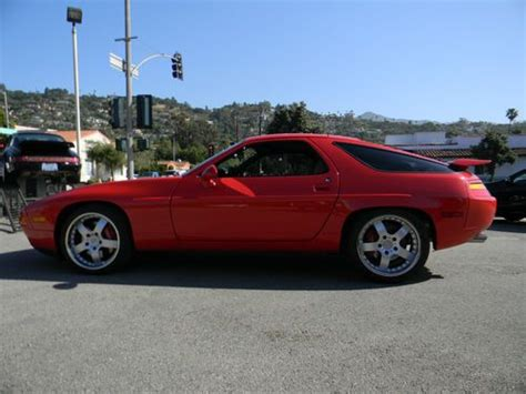 free car manuals to download 1988 porsche 928 interior lighting buy used 1988 porsche 928 s4 coupe 2 door 5sp manual in santa barbara california united states