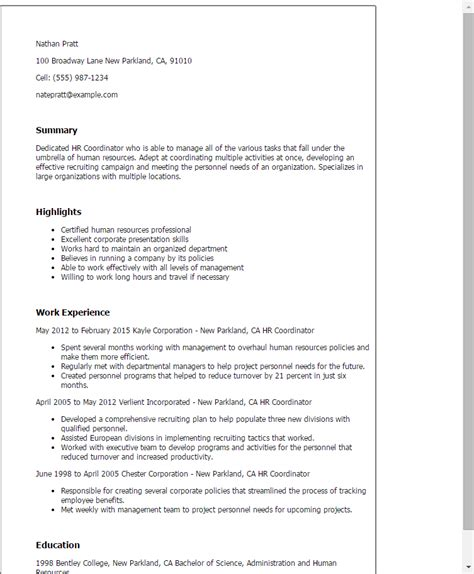 Staffing Coordinator Resume by Staffing Coordinator Resume Writingwizard X Fc2