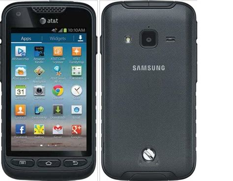rugged samsung smartphone samsung galaxy rugby pro 8gb sgh i547 rugged android smartphone att wireless black