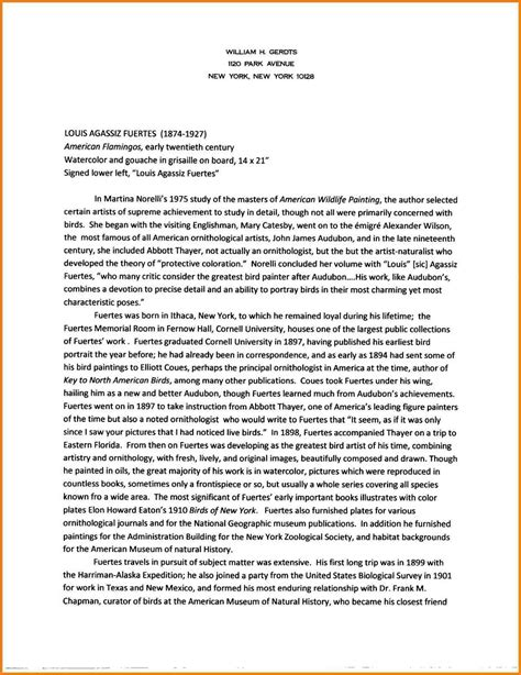 8 college personal statement exles attorney letterheads