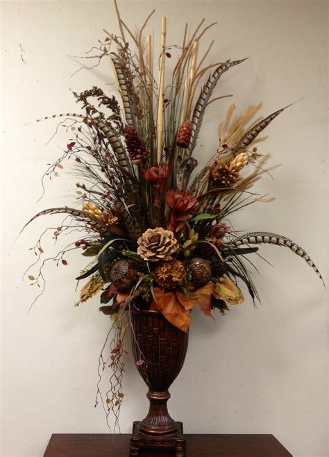 Flower Arrangements Home Decor Dried Preserved Floral Arrangement Ideas For My Barn Pint