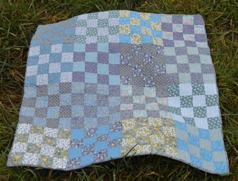 blue pattern casual baby quilt blue river baby quilt pattern favequilts com