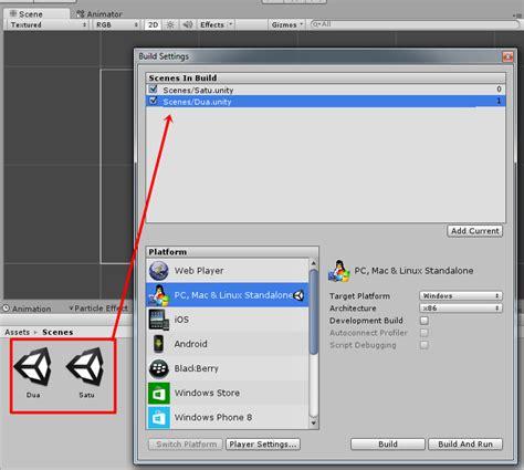 unity networking tutorial 2015 unity c tutorial indonesia basic 12 application